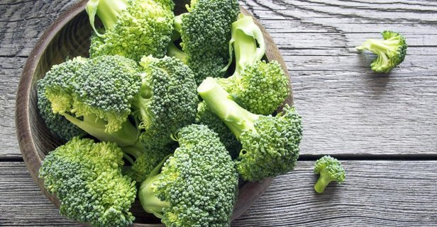 Brokoli-nohut kanseri unut!