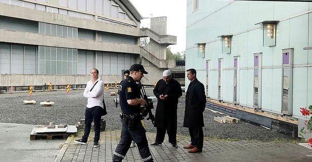 İsveç'ten Norveç'teki cami saldırısına kınama