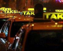 5 bin yeni taksi projesi taksicileri isyan ettirdi