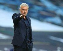 Jose Mourinho'dan Alexander Sörloth sözleri!