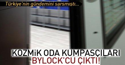 Kozmik Oda kumpasçıları ByLockcu çıktı