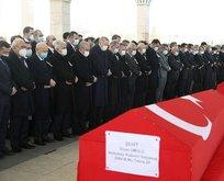 Bitlis şehitleri için cenaze töreni