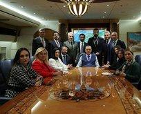 Başkan Erdoğan'dan Libya mesajı