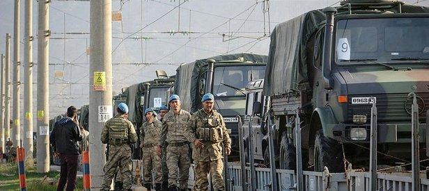 Ve TSK harekete geçti! Zırhlı araçlar bölgeye gönderildi