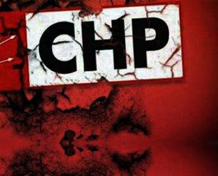 CHP'de Adalar şoku!