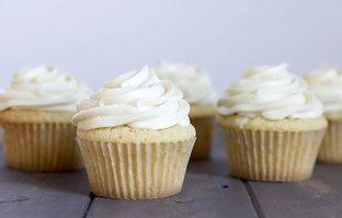 Vanilyalı cupcake tarifi!