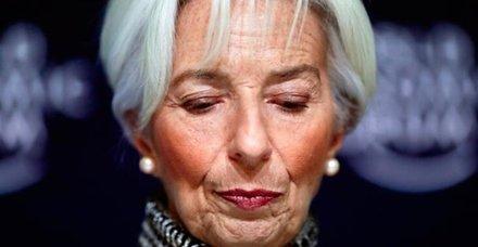 IMF Direktörü Lagarde istifa edeceğini açıkladı! İşte sebebi...