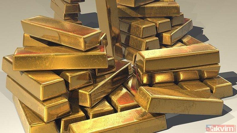 Altın fiyatları düşüşte! Gram altın, çeyrek altın, tam ve yarım altın kaç TL? Bilezik gram fiyatı ne kadar?