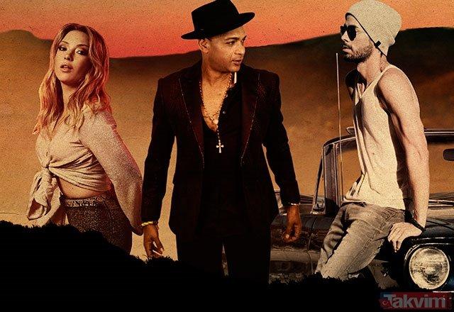 Ece Seçkin ile Enrique Iglesias'ın düeti montaj çıktı!