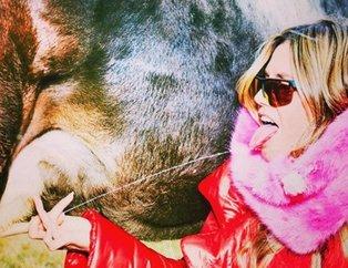 Heidi Klumun paylaşımı olay oldu! Sosyal medya ikiye bölündü!