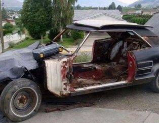1200 TLye aldığı otomobilin şimdiki fiyatı...