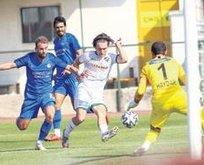 Bursaspor kaçtı Tuzla yakaladı