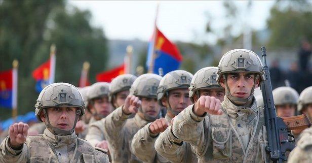Jandarma uzman erbaş alımı JGK başvuru şartları!