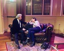Can Dündar'ın Kati Piri ile çok konuşulan fotoğrafı