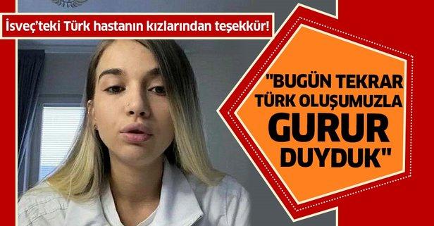 Bugün tekrar Türk oluşumuzla gurur duyduk