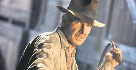 Indiana Jones'un şapkasına 500 bin $