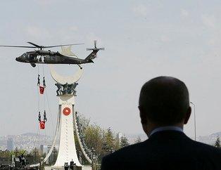 Erdoğandan Külliyede anlamlı kabul