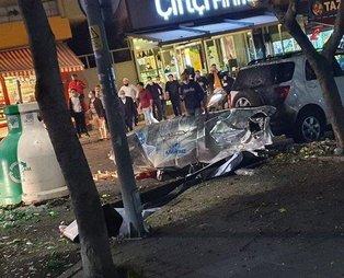 Son dakika: İstanbul Ataşehir'de korkutan patlama! Valilik açıklama yaptı