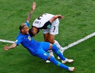Neymar'ın penaltısına engel 'VAR'