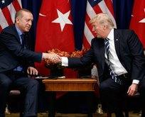 Erdoğan-Trump Zirvesi'den önemli açıklamalar
