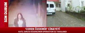 Özdemir'in öldürülmesinde flaş gelişme! Gözaltına alındı