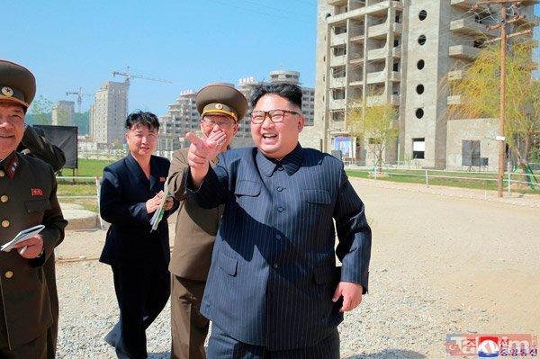 Kim Jong Un - Trump zirvesinin iptal edilmesinin ardından ilk fotoğraflar