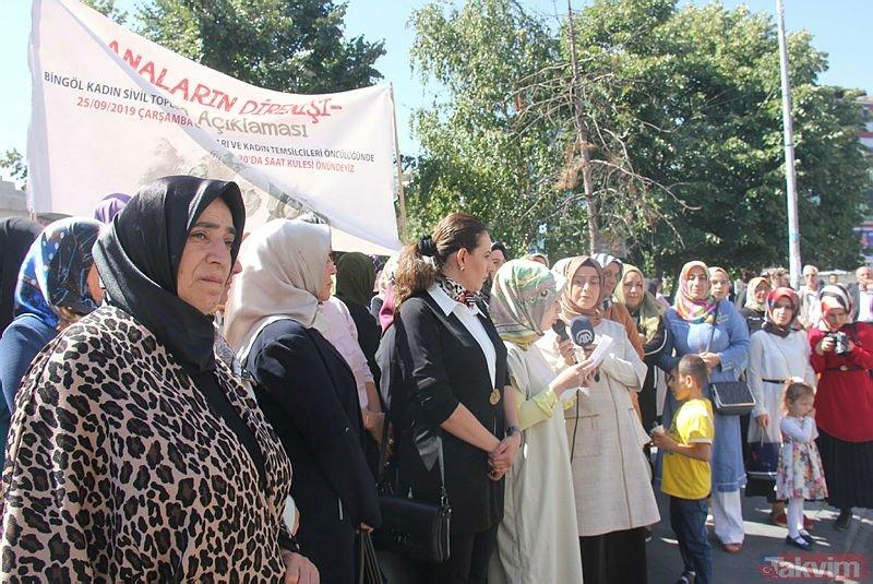 Türkiye evlat nöbeti için tek yürek! 81 ilde destek eylemleri yapıldı