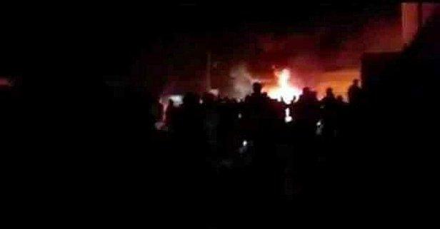 YPG'den hain saldırı: 4 ölü