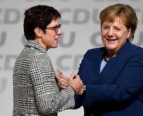 Merkel'in halefi belli oldu!
