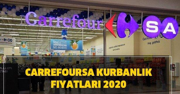 Carrefoursa kurbanlık fiyatları 2020! Carrefour kurban satış fiyatları rakamları