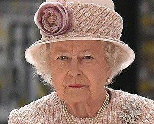 Kraliçe çıldırdı!