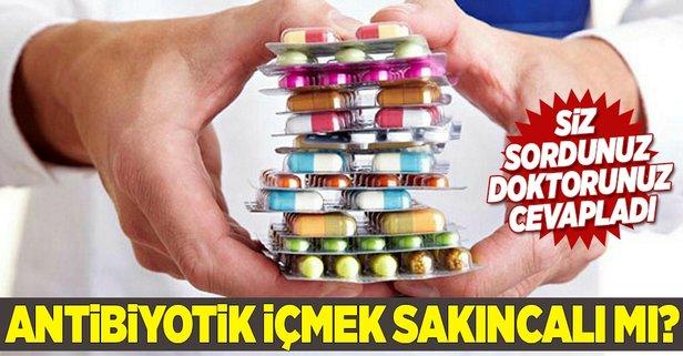 Antibiyotik çok içmek zararlı mı ? ile ilgili görsel sonucu