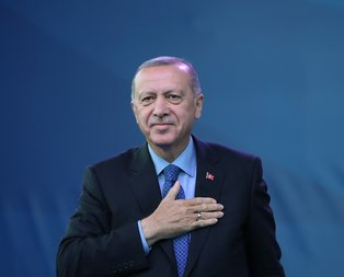Başkan Erdoğan için özel video