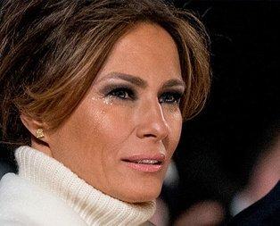 First Lady ateş püskürdü: Kocamı kullanıyorlar