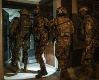 DEAŞ'a gece yarısı operasyonu