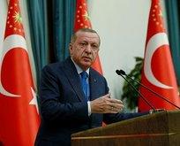 Erdoğan'dan ABD'ye uyarı: Müttefikliğe yakışmıyor!