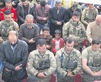 Afrin'de ilk cuma