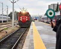 Çin'e ilk ihracat treni yola çıkıyor