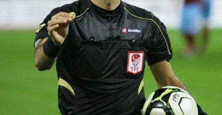 Süper Lig'de 34. haftanın hakemleri belli oldu