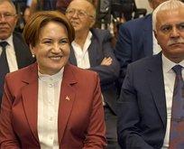 Akşener, istifası istenen Koray Aydın'a sahip çıktı!