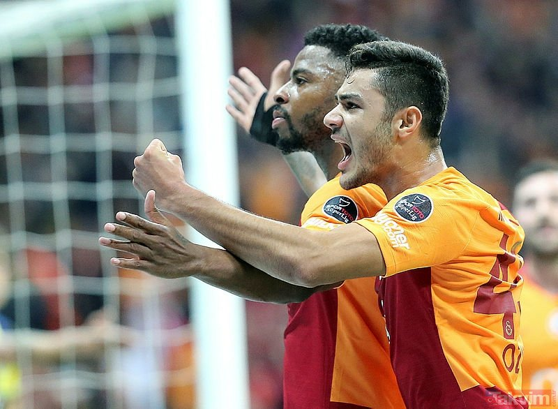 Galatasaray'ın Boluspor maçı kadrosu belli oldu! Fatih Terim'den büyük sürpriz