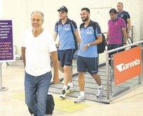 Trabzonspor İstanbul'da taraftarıyla buluşuyor