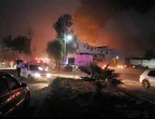 Meksika'da petrol boru hattı patladı: 20 ölü, 60 yaralı