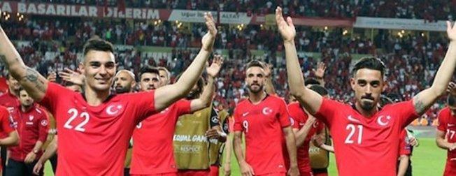Milliler kritik virajda! Peki Euro 2020 yolunda A Milli Takım gruptan nasıl çıkar? Türkiye...