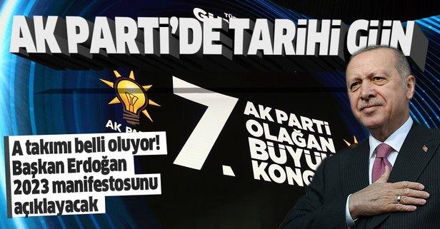 AK Parti'de tarihi gün