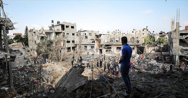 Filistin'den BMGK'ye, İsrail'e yaptırım uygula çağrısı