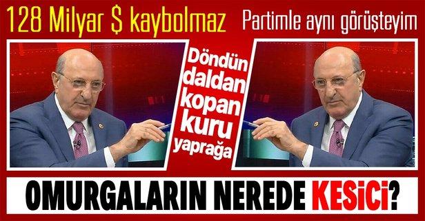 128 milyar dolar nerede yalanını çürüten CHP'li İlhan Kesici geri adım attı: Kemal Kılıçdaroğlu ile aynı görüşteyim - Takvim