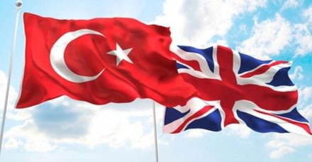 Son dakika: Türkiye ve İngiltere arasında önemli anlaşma