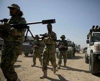Suriye Milli Ordusu harekete geçti
