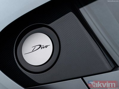 Bugatti'nin yeni canavarı tanıtıldı